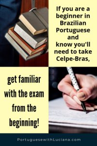 learn brazilian portuguese for celpe-bras exam